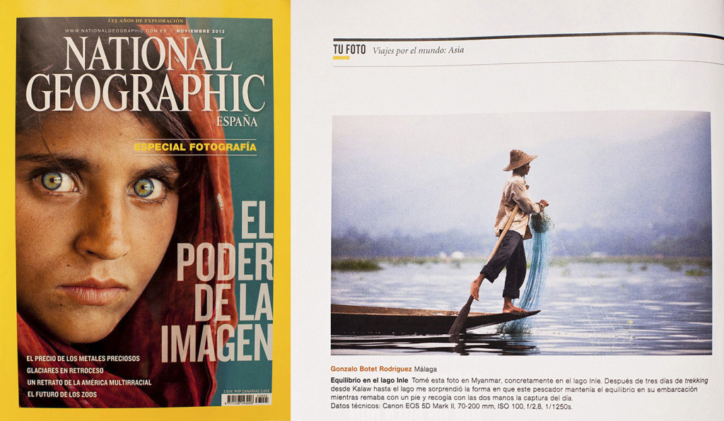 Published in National Geographic magazine, Nov 2013